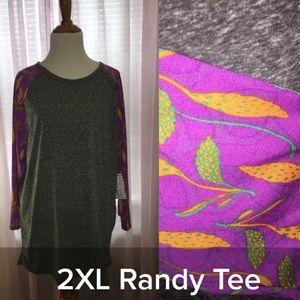 BNWT Lularoe Randy T 2XL